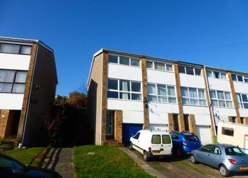 Thumbnail 2 bed town house to rent in Hillside Terrace, Graigwen, Pontypridd