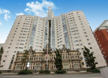 Thumbnail 1 bedroom flat for sale in Bute Terrace, Cardiff
