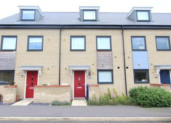 Thumbnail Terraced house to rent in Cranesbill Close, Orchard Park, Cambridge