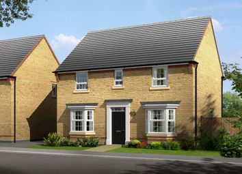"Thumbnail 4 bedroom detached house for sale in ""Bradgate"" at Snowley Park, Whittlesey, Peterborough"