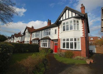 Thumbnail 6 bed semi-detached house for sale in Eshe Road North, Blundellsands, Liverpool