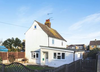 Thumbnail 2 bed semi-detached house for sale in Downfield Road, Hertford Heath, Hertford