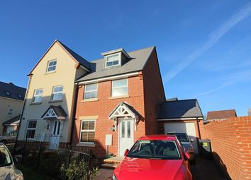 Thumbnail 3 bed semi-detached house to rent in Lords Way, Andover, Hampshire