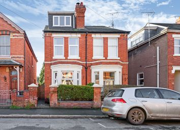 Thumbnail 2 bed semi-detached house for sale in Chandos Street, Hereford
