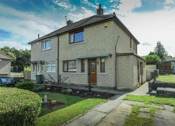 Thumbnail 2 bed semi-detached house for sale in Greenfield Crescent, Cullingworth, West Yorkshire