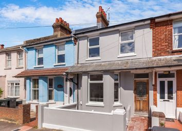 Thumbnail Terraced house for sale in Mona Road, Eastbourne