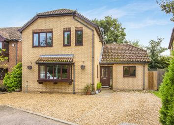Thumbnail 4 bed detached house for sale in Rectory Leys, Offord D'arcy, St. Neots