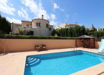 Thumbnail 3 bed villa for sale in Spain, Valencia, Alicante, Castalla