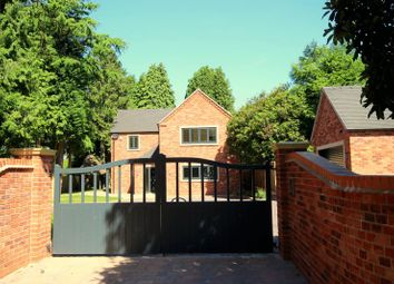 Thumbnail 4 bedroom detached house for sale in Pinewood Drive, Ashley Heath, Market Drayton