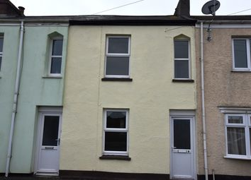 Thumbnail 2 bed terraced house for sale in Cliff View Terrace, Camborne