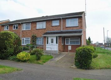 Thumbnail 4 bed semi-detached house for sale in Sherwood Avenue, Kingsthorpe, Northampton