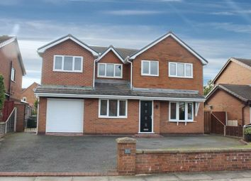 Thumbnail 4 bed detached house for sale in Blundell Road, Hightown, Liverpool