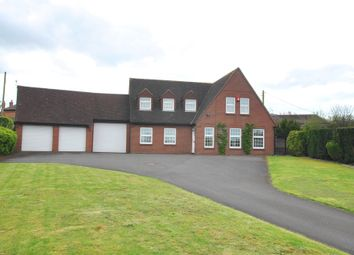 Thumbnail 4 bedroom detached house for sale in Haygate Road, Wellington, Telford, Shropshire
