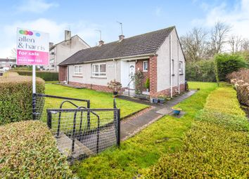 Thumbnail 1 bed semi-detached bungalow for sale in Tower Road, Johnstone