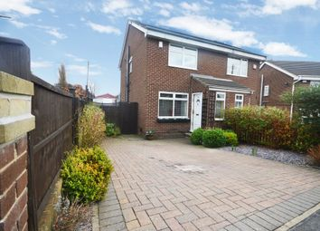 Thumbnail 2 bedroom semi-detached house for sale in Park Lea, Bradley, Huddersfield, West Yorkshire