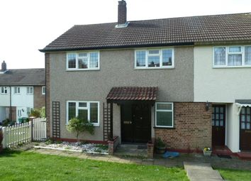 Thumbnail 4 bed terraced house to rent in Ashwood Road, Potters Bar