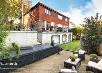 Thumbnail 5 bed detached house for sale in Withdean Road, Brighton, East Sussex