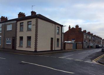 Thumbnail 3 bed end terrace house for sale in Weelsby Street, Grimsby