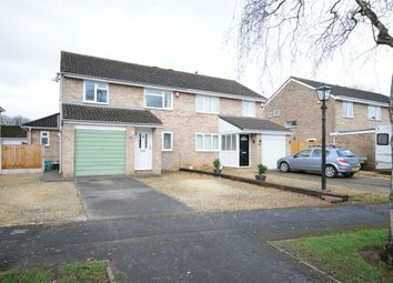 Thumbnail 3 bed semi-detached house for sale in Roseville Avenue, Longwell Green, Bristol, South Gloucestershire