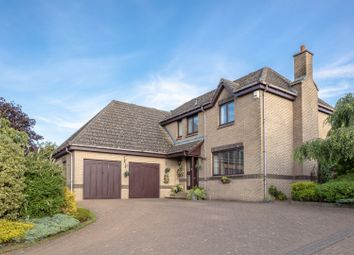 Thumbnail 5 bed detached house for sale in Hyndford Road, Lanark