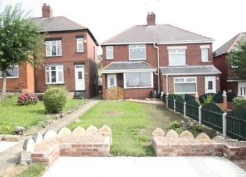 Thumbnail 2 bed semi-detached house to rent in Highstone Lane, Worsbrough, Barnsley