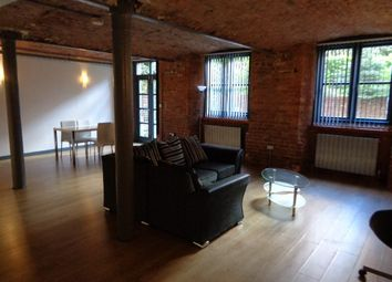 Thumbnail 2 bed flat to rent in Chorlton Mill 3 Cambridge Street, Manchester