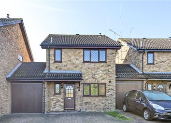 Thumbnail 3 bed link-detached house for sale in Woodger Close, Guildford, Surrey
