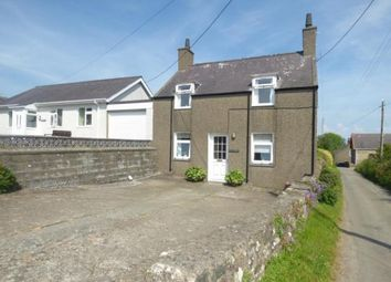Thumbnail 2 bed link-detached house for sale in Mynydd Nefyn, Pwllheli