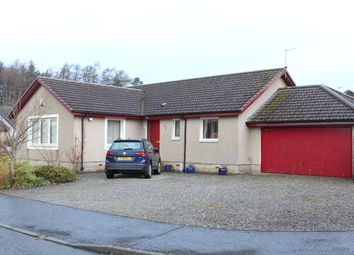 Thumbnail 3 bedroom detached bungalow for sale in 8 Commanders Grove, Braco