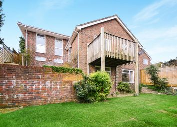 Thumbnail 4 bed detached house for sale in Wanderdown Close, Ovingdean, Brighton