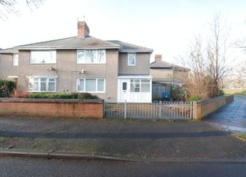 Thumbnail 3 bed semi-detached house for sale in First Avenue, Blyth