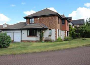 Thumbnail 5 bedroom detached house to rent in Kings View, Cumbernauld, Glasgow