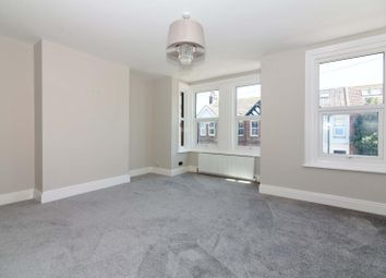 Thumbnail 3 bed terraced house for sale in St. Anselms Road, Worthing