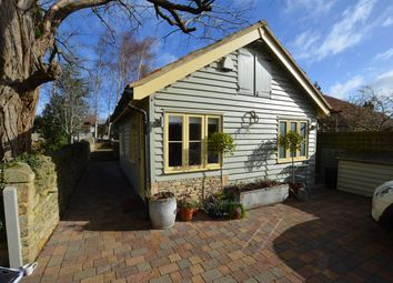 Thumbnail 1 bed detached bungalow to rent in Oundle Road, Woodnewton, Peterborough