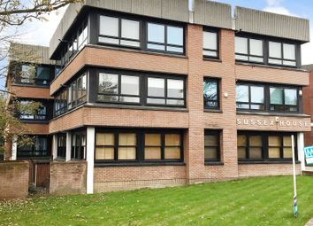 Thumbnail 3 bed flat for sale in London Road, East Grinstead, West Sussex