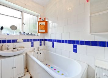 Thumbnail 3 bed bungalow for sale in Norbury Crescent, London