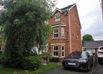 Thumbnail 3 bed town house for sale in Rookery Drive, Aigburth