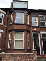 Thumbnail 5 bed terraced house to rent in Furness Road, Fallowfield, Manchester, Greater Manchester