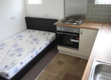 Thumbnail Studio to rent in Holyhead Road, Coventry