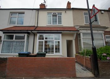 Thumbnail 1 bedroom terraced house to rent in Brays Lane, Coventry
