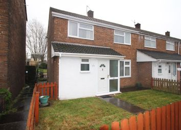 Thumbnail 2 bed terraced house to rent in Green Willows, Oakfield, Cwmbran