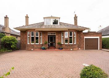 Thumbnail 5 bed detached bungalow for sale in 598 Queensferry Road, Edinburgh