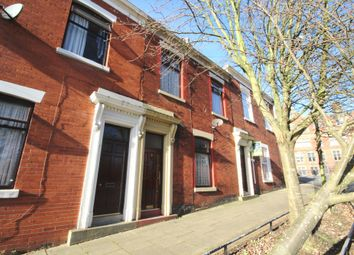 Thumbnail 6 bed terraced house for sale in Christian Road, Preston