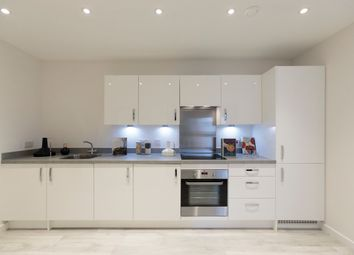 Thumbnail 1 bed flat for sale in Station Road, Hook