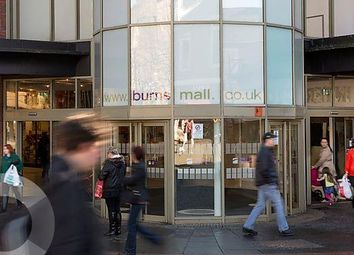 Thumbnail Commercial property to let in Burns Mall Shopping Centre, Burns Precinct, Kilmarnock
