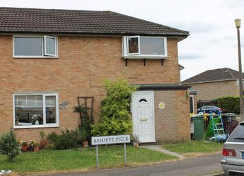Thumbnail 3 bed semi-detached house for sale in Bailiff Piece, Cricklade