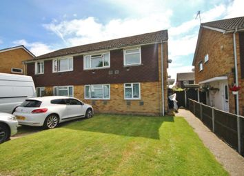 Thumbnail 2 bed maisonette for sale in Hithermoor Road, Staines, Middlesex
