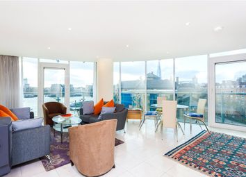 Wapping High Street, London E1W. 2 bed flat