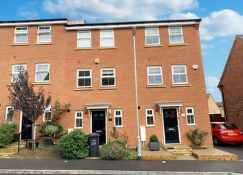 Thumbnail 4 bed town house to rent in Mendip Way, Corby
