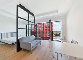 Modena House, London City Island, London E14. Studio for sale